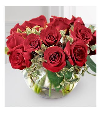 Le bouquet Roses contemporaines ™ de FTD®