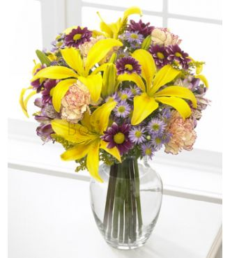 The FTD® Happy Times™ Bouquet