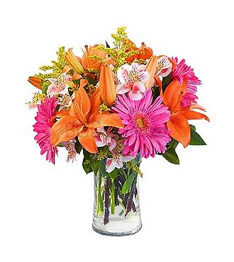 Bouquet Floraison Brilliante